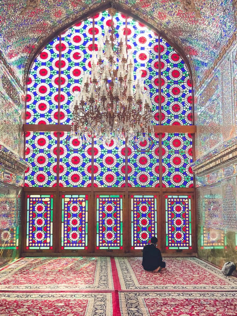Shah Cheragh in Shiraz, Iran.